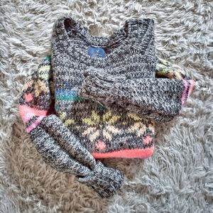 American Eagle Jegging Knit Sweater XS